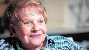 Muere a los 92 años Sofía Ímber