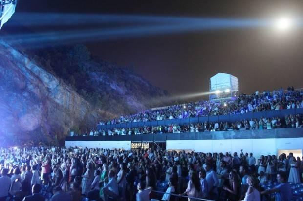 Starlite se prepara para recibir en Marbella a más de 100.000 personas