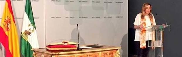 Díaz anuncia que la gratuidad del B1 será la primera medida que aprobará cuando el Gobierno 'esté funcionando'