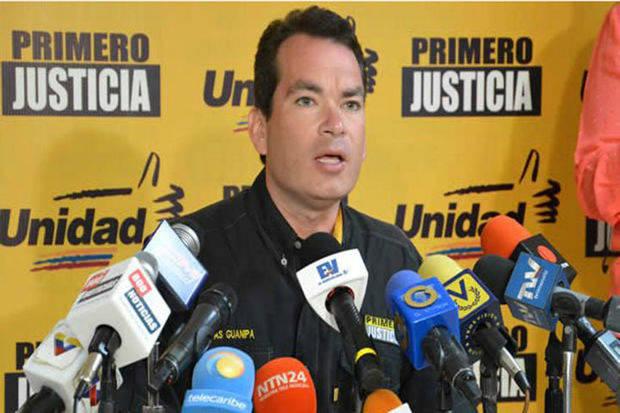Guanipa sostuvo que la ley contra el odio se aplicará a quienes piensan distinto