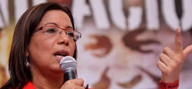 Tania Díaz es designada primera vicepresidenta de la ANC