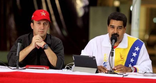 El Aissami y Maduro dicen que CNN da falsas informaciones para desestabilizar