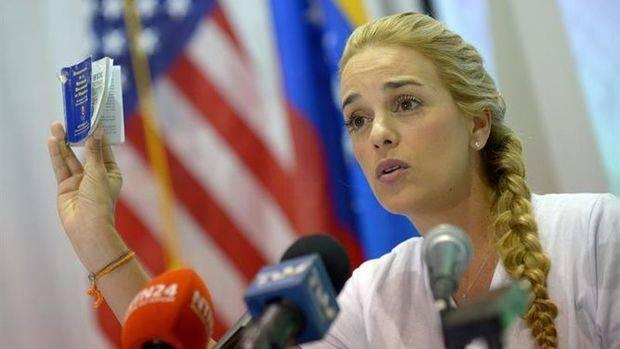 Tintori dice que el único diálogo en Venezuela será el referendo revocatorio