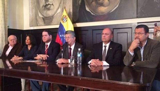 Ramos Allup: Sacrificamos mi intervención en la OEA por la rendición del informe de Almagro