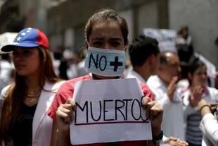 Alertan a la OMS sobre la crisis humanitaria progresiva en Venezuela