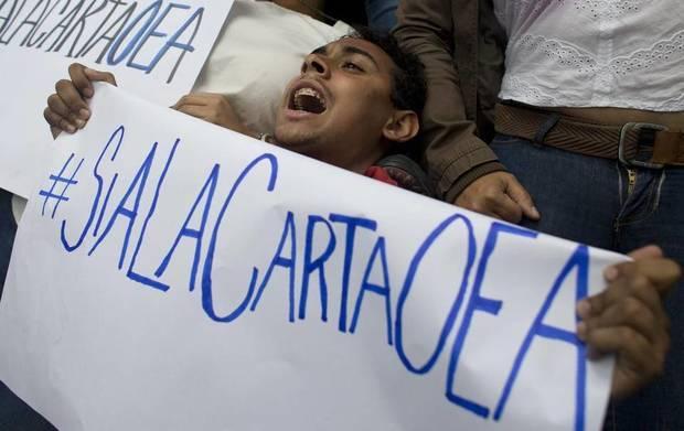 OEA convocará a otra reunión para analizar el desmantelamiento de la democracia en Venezuela