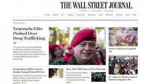 WSJ asesta un nuevo golpe a la demanda por difamación interpuesta por Diosdado Cabello