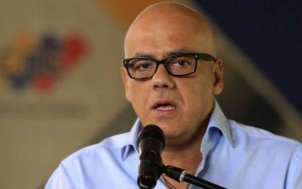 Jorge Rodríguez: 'en el dialogo avanzamos con garantías electorales'