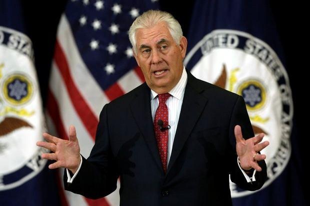Rex Tillerson: Creo que sí habrá un cambio en Venezuela