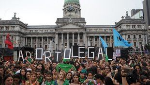 Se presentó en el Congreso por séptima vez el proyecto para la legalización del aborto