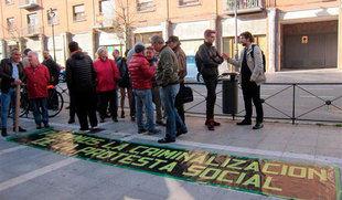 Absueltos los acusados de los incidentes en 2014 ante La Parrilla de San Lorenzo en Valladolid