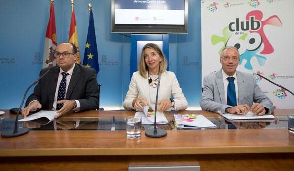Los mayores de Castilla y León, entre los que envejecen de forma más activa de la UE