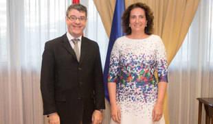 Junta y Gobierno acuerdan impulsar el turismo de interior y mejorar la conectividad en el medio rural