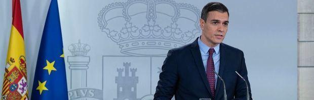 El Gobierno español decreta este sábado el 'estado de alarma' por el coronavirus