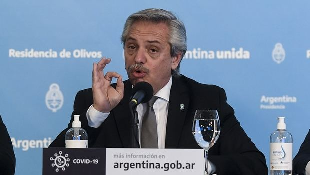 Alberto Fernández afirmó que la cuarentena 'durará lo que tenga que durar'