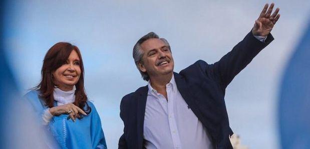 Alberto y Cristina empezaron a definir el equipo del próximo gobierno