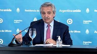 Alberto fue contundente con la actitud de Paolo Rocca