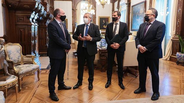 El Grupo español Dia le anunció a Alberto Fernández una inversión de US$ 115 millones