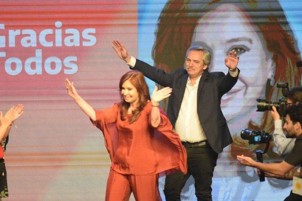 """""""Lo único que nos preocupa es que los argentinos dejen de sufrir"""" dijo el flamante presidente de los argentinos Alberto Fernández"""