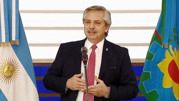 Fernández, resaltó sobre la cuarentena que 'no debemos dudar de lo hecho y, si no, miren los resultados'