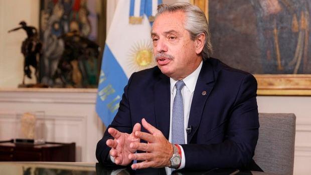 El presidente Alberto Fernández dio positivo de coronavirus en un test de antígeno