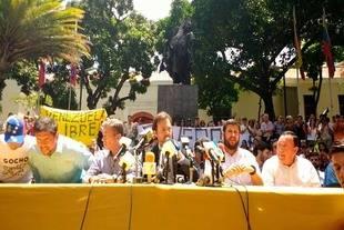 Alcaldes permitirán protestas pese a sentencia del TSJ