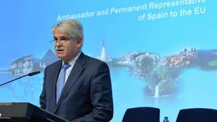 Dastis afirma que UE reaccionó de forma impecable a crisis catalana
