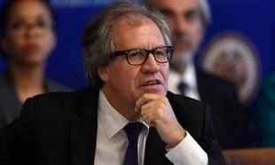 Almagro solicita 'reunión urgente' del Consejo de la OEA sobre Venezuela