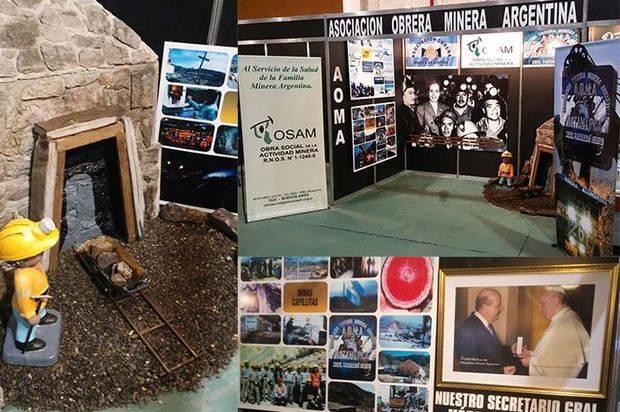 AOMA participó de la Feria de la Producción de Catamarca