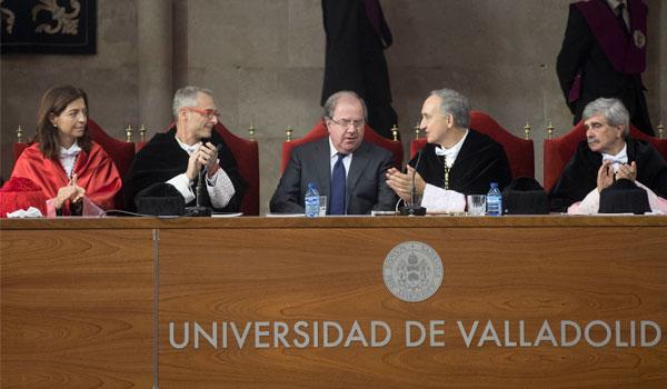 Herrera apuesta por un pacto de Estado universitario y una EBAU única
