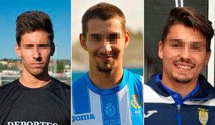 La Fiscalía de Burgos pide la puesta en libertad de los tres exjugadores de la Arandina