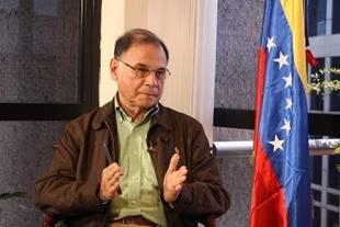Alí Rodríguez dice que oposición rechaza toda salida negociada en Venezuela