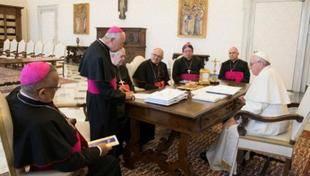 Obispos venezolanos se reunirán con el papa este 7 de septiembre en Colombia
