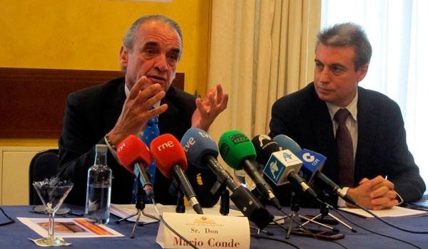 La asociación Salvar el Archivo de Salamanca incorpora a Mario Conde y Hermann Tertsch para
