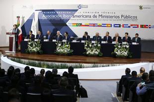 Comienza reunión de fiscales iberoamericanos sobre caso de Luisa Ortega Díaz