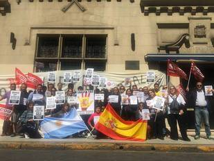 Los trabajadores del servicio exterior español realizaron una huelga mundial