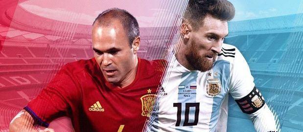 En el marco de los preparativos para el mundial Argentina y España jugarán en Madrid
