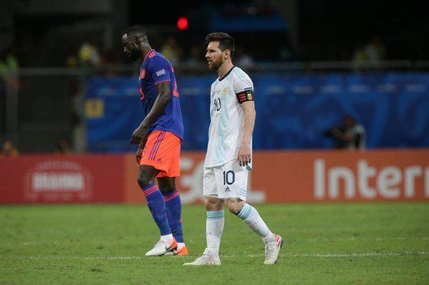 La Selección continúa regalando prestigio con un debut fallido en la Copa América