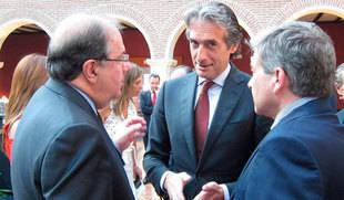 De la Serna eleva a 450 millones de euros la inversión de la operación ferroviaria de Valladolid