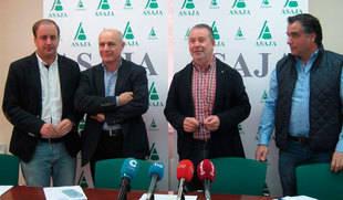 La Junta analiza con Asaja la situación de la agricultura y ganadería