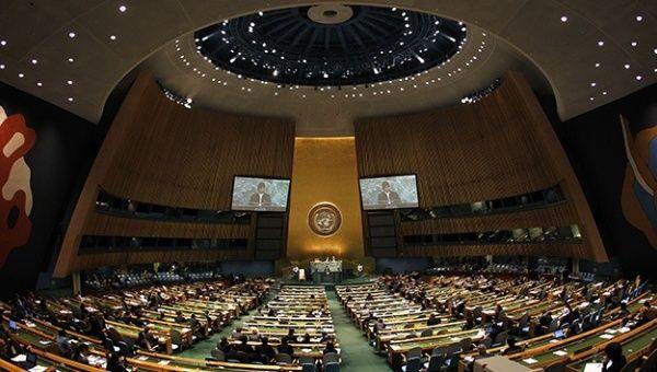 La ONU sigue confiando en un posible acuerdo político en Venezuela