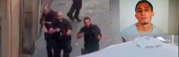 Al menos 13 muertos en un ataque terrorista en Barcelona