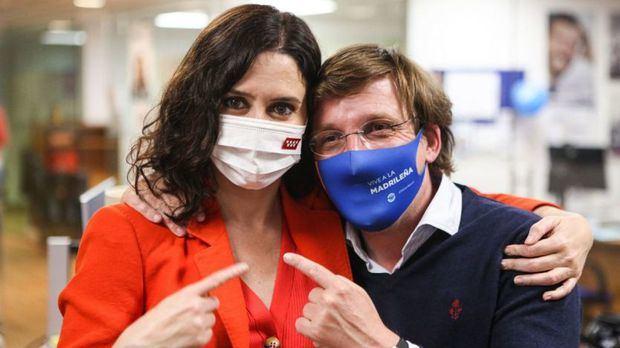 Ayuso gana en Madrid con el PP, pero se queda sin la mayoría absoluta