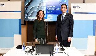 BBVA prevé un crecimiento del 2,5% y la creación de 35.000 empleos hasta 2019
