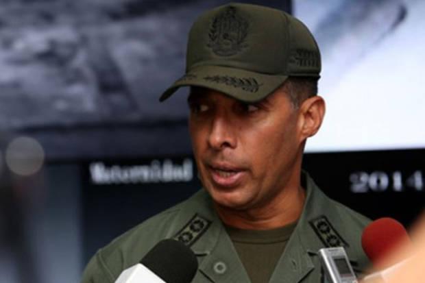 Benavides Torres: Oposición es culpable de hecho violento en Catia