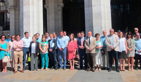 Castilla y León recuerda a Miguel Ángel Blanco y muestra
