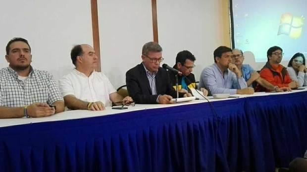 MUD movilizará a reubicados de centros de votación
