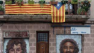Españoles le hace el boicot a los productos catalanes