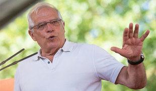 Borrell: 'La polémica por la tesis de Sánchez se debe a la desinformación y al todo vale'