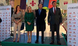Ana Pastor defiende la contribución de la Constitución para alcanzar la libertad y el desarrollo económico de España